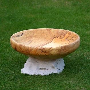 mísa ze dřeva