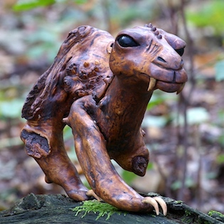 dřevořezba, wood carving, wooden sculpture